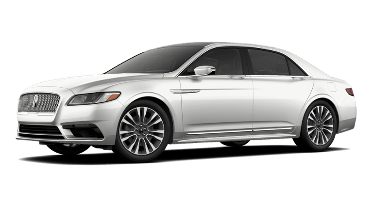 2019 Lincoln Continental Select Car